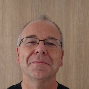 Photo of team member Colin Davies